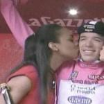 Rigoberto Urán nuevo líder del Giro de Italia 2014