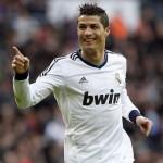 Cristiano Ronaldo lesionado