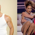 Jennifer Lopez y Maksim Chmerkovskiy