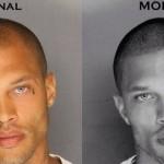 Jeremy Meeks convicto modelo