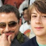 Hijo de Robert Downey Jr. fue arrestado