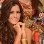 Asaltaron a mano armada a la señorita Colombia, Paulina Vega
