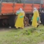 Un paciente con Ébola se escapa de la cuarentena para ir a un mercado