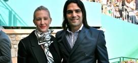 ¡Confirmadísimo! Falcao García y Lorelei Tarón están esperando su segundo bebé