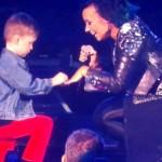niño de cinco años le propone matrimonio a Demi Lovato