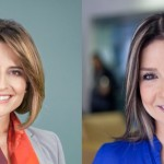 Vicky Dávila y María Lucía Fernández