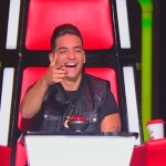 Embarrada de Maluma en La Voz Kids Colombia
