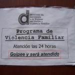 la ironía de la violencia familiar