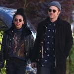 Robert Pattinson sorprendió a su novia, la cantante FKA Twigs