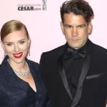 Scarlett Johansson se casó en secreto
