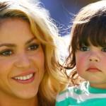 Shakira y Piqué le están enseñando siete idiomas a Milan