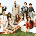 evolución de la familia Kardashian