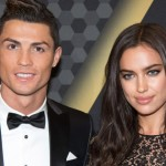 ruptura entre Cristiano Ronaldo e Irina Shayk