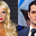 Paris Hilton y el actual protagonista de Superman