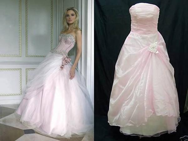 La pesadilla de comprar vestidos de novia a través de internet - El ...