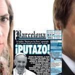 periodista argentino le dio su merecido a la editora que se burló del Papa