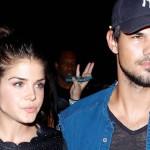 Taylor Lautner rompió la relación con su novia