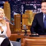 Christina Aguilera imitó a Britney Spears y Shakira