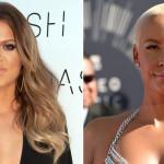 pelea entre Khloe Kardashian y una ex de Kanye West