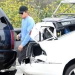 Bruce Jenner estuvo involucrado en un grave accidente
