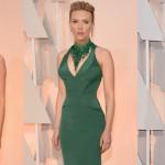 mejor vestidas de los premios Óscar 2015