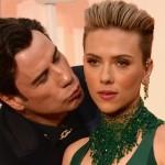 John Travolta causó polémica por sobrepasarse con Scarlett Johansson