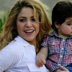 fotos de Shakira y su hijo Milan
