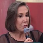 Florinda Meza rompió el silencio