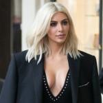 miembros del clan Kardashian con el nuevo estilo de Kim