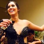 Primer viaje de Paulina Vega como Miss Universo
