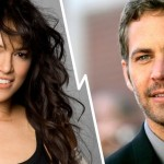 Michelle Rodriguez culpa a Paul Walker
