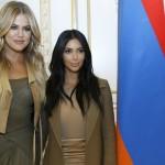 las Kardashians visitan Armenia