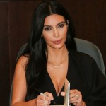 Kim Kardashian posó desnuda