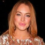 Lindsay Lohan sin maquillaje