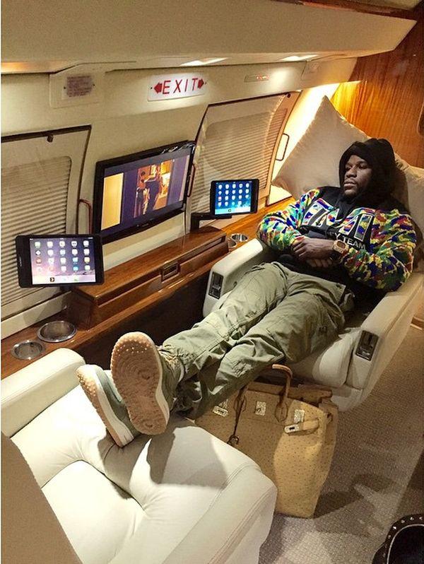 Aereo Privato Michael Jordan : Quién es la celebridad que gana más dinero y en qué se lo