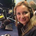 Natalia Springer en la FM