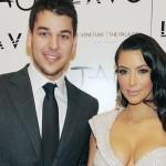 Kim Kardashian enfureció a su hermano Rob