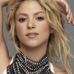 Shakira con su hijo Sasha