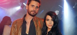A la pareja de Kourtney Kardashian, Scott Disick, lo pillaron siendo infiel