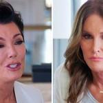 Kris Jenner y Caitlyn Jenner