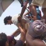 emergencia médica en el Desafío India 2015