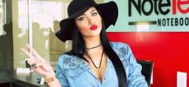 En fotos verás el impresionante parecido de Megan Fox y su hermosa gemela brasileña