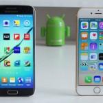 Los usuarios de iPhone podrán tener gratis un Samsung Galaxy S6 por tiempo limitado