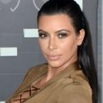 Kim Kardashian lució el traje de maternidad más sexy