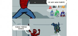 Los superhéroes ganan más en DC Comics que en Marvel