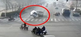 Video: resuelto el misterio de los carros que levitaron en China