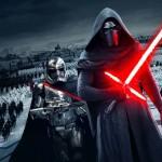 Posters de primeros planos de los protagonistas de La guerra de las galaxias: el despertar de la fuerza