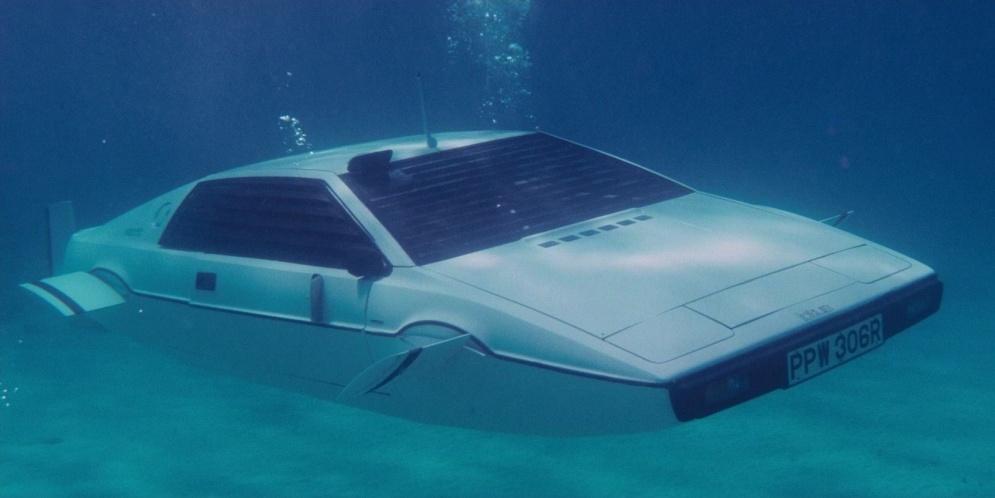 gadgets que ha usado James Bond