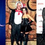 Así se disfrazaron las celebridades para celebrar el la fiesta de Halloween