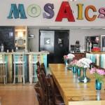 No te imaginas quiénes serán los clientes de este agradable restaurante